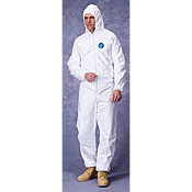 Tyvek Suits with Hood Case of 25
